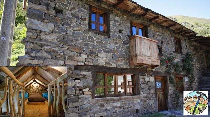 Alojamiento en el Bierzo, Alojamiento en Palacios del Sil, alojamiento la mirada circular